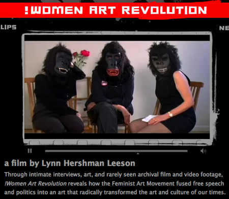womenartrevolution